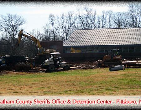 Chathan County Sheriffs Office & Detention Center - Pittsboro, NC