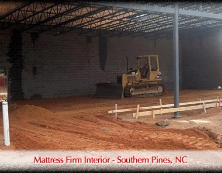Mattress Firm Interior - Southern Pines, NC