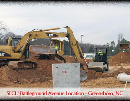 SECU Battleground Avenue Location - Greensboro, NC
