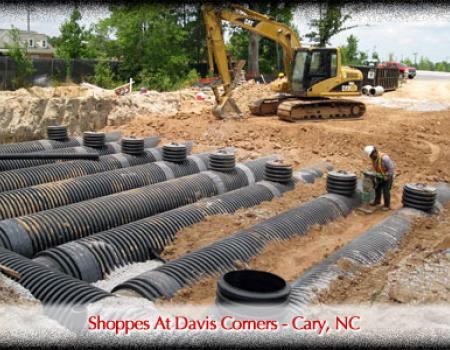 Shoppes At Davids Corners - Cary, NC