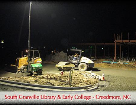 South Granville Library & Early College - Creedmore, NC